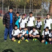 Infantil B fútbol 7